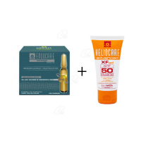 Endocare Tensage 20 Ampollas + Heliocare Advanced XF Gel SPF 50 50ml