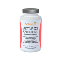 Salengei Active Cardisterol Omega 3 60 Perlas