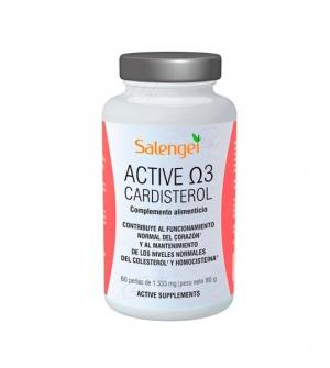Active Cardisterol Omega 3 60 Perlas