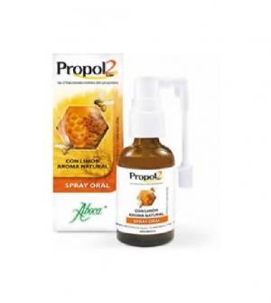 Aboca Propol2 jarabe garganta niños 130 gr