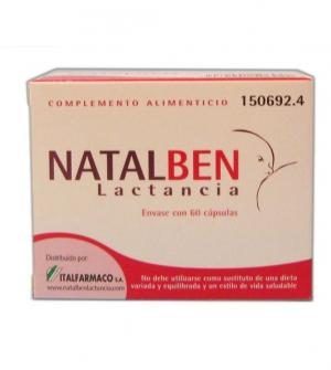 Natalben Lactancia - (60 Caps )
