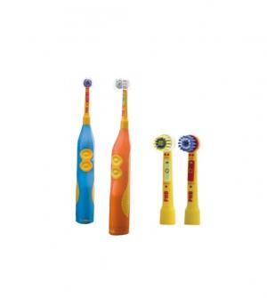 PHB Cepillo electrico Clinic Junior Naranja