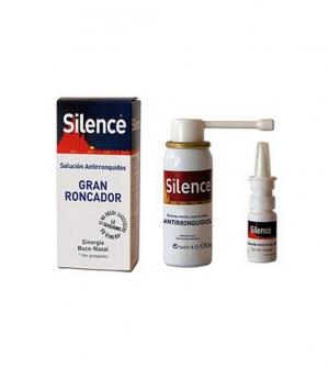 Silence Gran Roncador - (Aerosol + Spray )