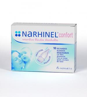 Narhinel Confort Recambios 10 uds