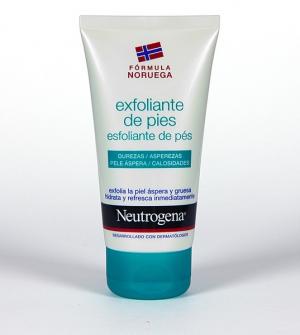 Neutrogena Crema de pies exfoliante 75 ml