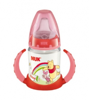 Biberon 0 Bpa First Choice Polipropileno - Nuk Entrena (Disney )