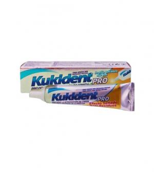 Kukident Pro Crema Adhesiva Efecto Sellado 40 gr