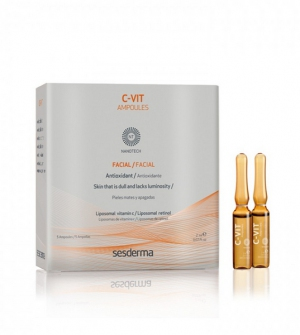 C-VIT Ampollas 5 x 2 ml