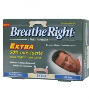 Breathe Right Extra 26 uds. Tira Nasal