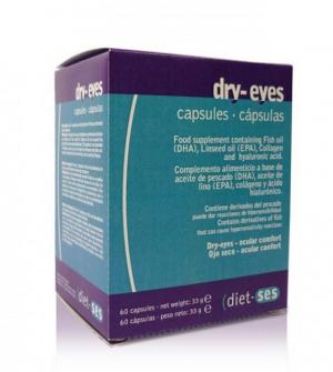 Dry-Eyes Cápsulas 60 ud