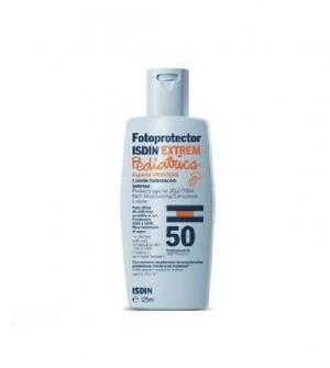 Isdin Fotoprotector Extrem Pediátrico SPF50 Loción Medusas, 125ml