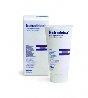 Isdin Nutradeica Gel Crema Facial, 50ml