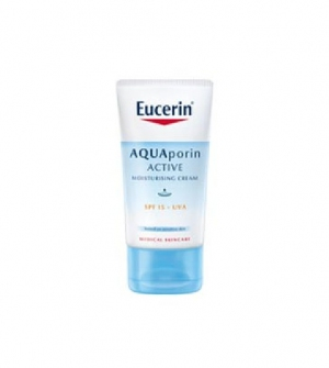 EUCERIN Aquaporin Hidratante SPF15+UVA, 40ml