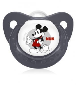 Chupete Silicona - Nukete Anatomico (Disney Mickey T-2 )