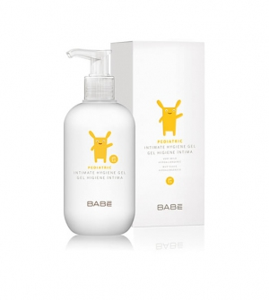 Babe Gel Higiene Íntima Pediatrico 200 ml