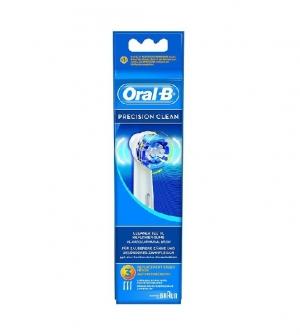 Oral-B Precision Clean Recambio Cepillo Electrico, 3Ud