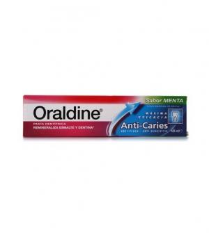 Oraldine Pasta Dentifrica - (125 Ml Menta )