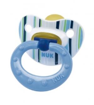 Chupete Latex - Nukete Fashion (Azul T-1 2U )