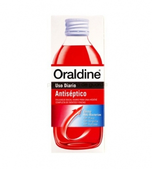 Oraldine Clásico Colutorio, 400ml