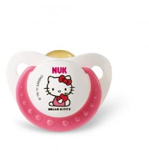 Chupete Latex - Nukete Anatomico (T- 2 Hello Kitty 2 U )