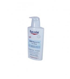 EUCERIN Aquaporin Active Loción Balsamo Refrescante Textura Enriquec, 400ml