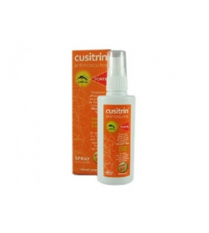 Cusitrín Repelente Antimosquitos Forte Spray, 75ml