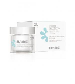Babe Hidronutritiva Protectora FPS 20 50 ml