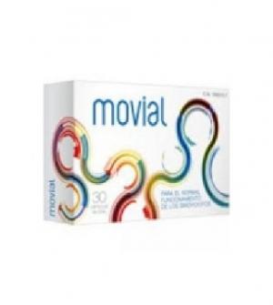 Movial complemento alimenticio 30 caps