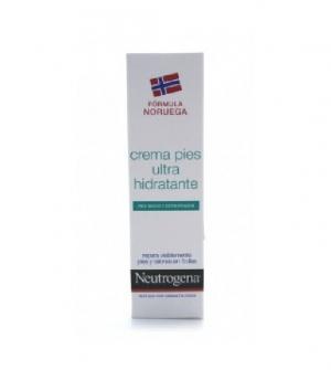 Neutrogena Noruega Crema Pies UltraHidratante, 100ml