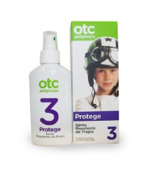 OTC Spray Repelente de piojos 125 ml