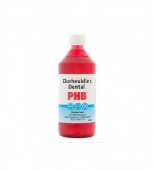 PHB Clorhexidina Dental 500 ml