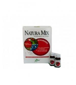 Aboca Natura Mix revigorizante concentrado fluido 10 frascos