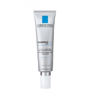 La Roche Posay Redermic C UV SPF25 Tratamiento Relleno Antiedad Piel Sensible, 40ml