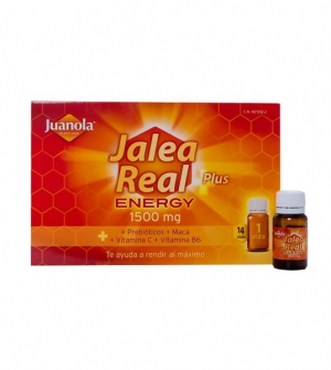 Jalea Real Plus Energy Juanola 14 Viales