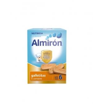 Almiron Advance Galletitas 6 cereales 180 gr