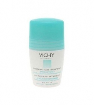 Vichy Desodorante Antitranspirante Roll-on, 50ml