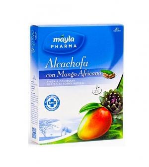 Alcachofa con mango africano Mayla 30 comprimidos