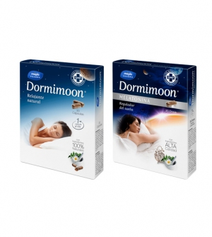 Dormimoon Melatonina 30 Cápsulas + 30 Comprimidos