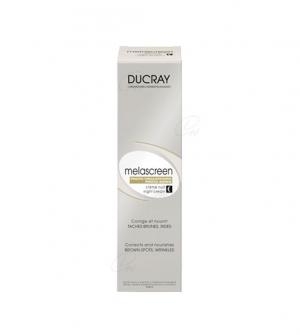 Ducray Melascreen Crema de Noche Fotoenvejecimiento 50ml