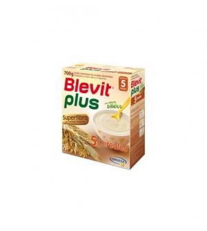 Ordesa Blevit Plus Superfibra 5 Cereales, 600gr