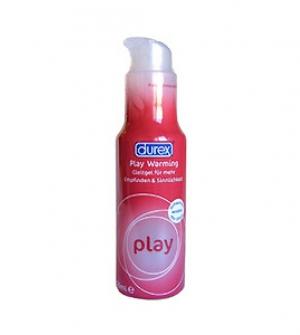 Durex Play Calor Lubricante, 50ml