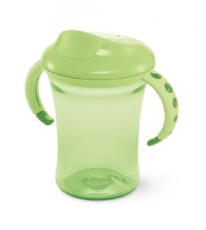 Taza Bebedor Maxi Cup 2 En 1 - Nuk Easy Learning (330 ml )