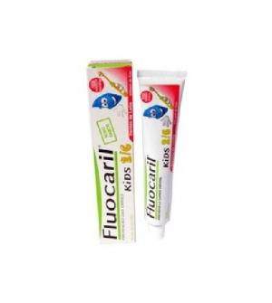 Fluocaril Kids Pasta Sabor Fresa 2-6 años  50ml