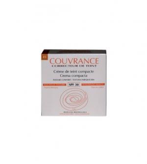 Avene Couvrance Oil-Free Crema Compacta SPF30 arena