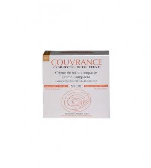 Avene Couvrance Crema Compacta SPF30. Natural