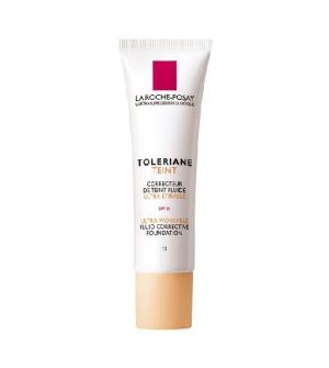 La Roche Posay Toleriane Maquillaje Fluido Nº 11 Beige Clair  , 30ml