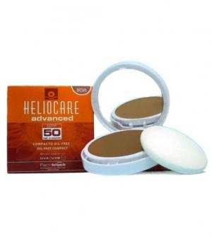 Heliocare Compacto Oil-Free Brown SPF 50, 10gr
