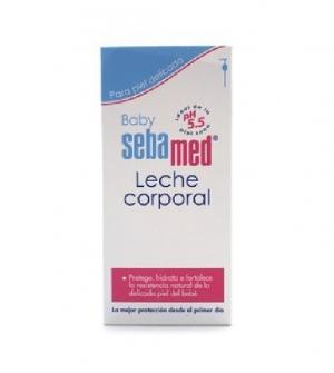 Baby Sebamed leche corporal 400 ml