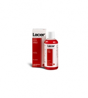 Lacer Colutorio sin alcohol diario 500 ml