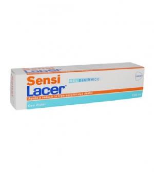 Lacer Sensilacer Pasta Dentífrica Dientes Sensibles, 125ml